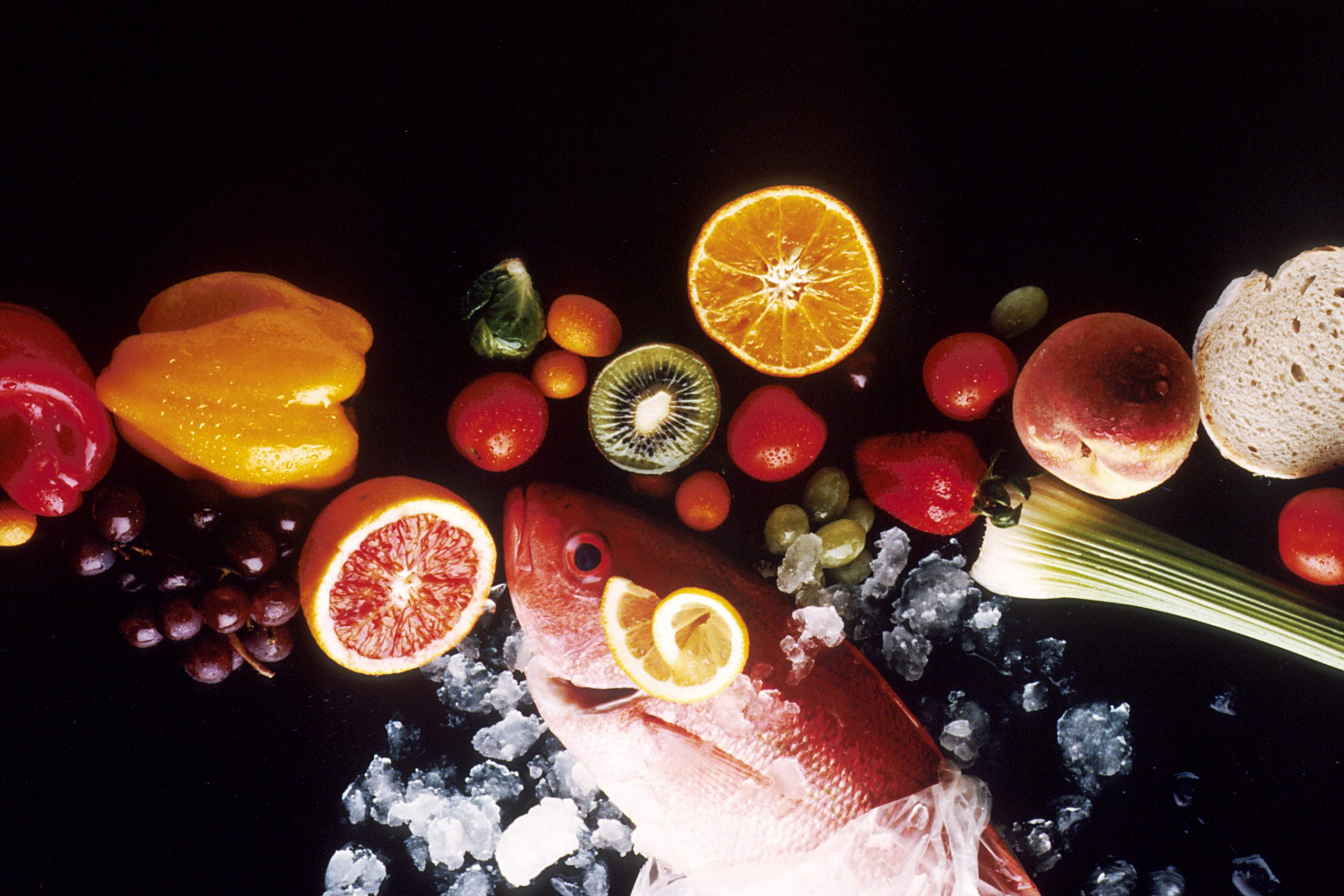Healthy foods for healthy skin