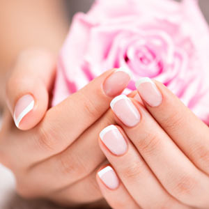 French manicure bellezza spa french manicure urmus Choice Image