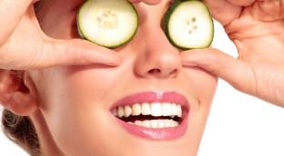 7 Step Cucumber Facial Treatment