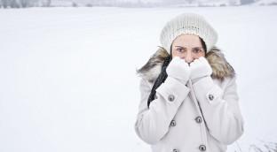 winter skin treatment